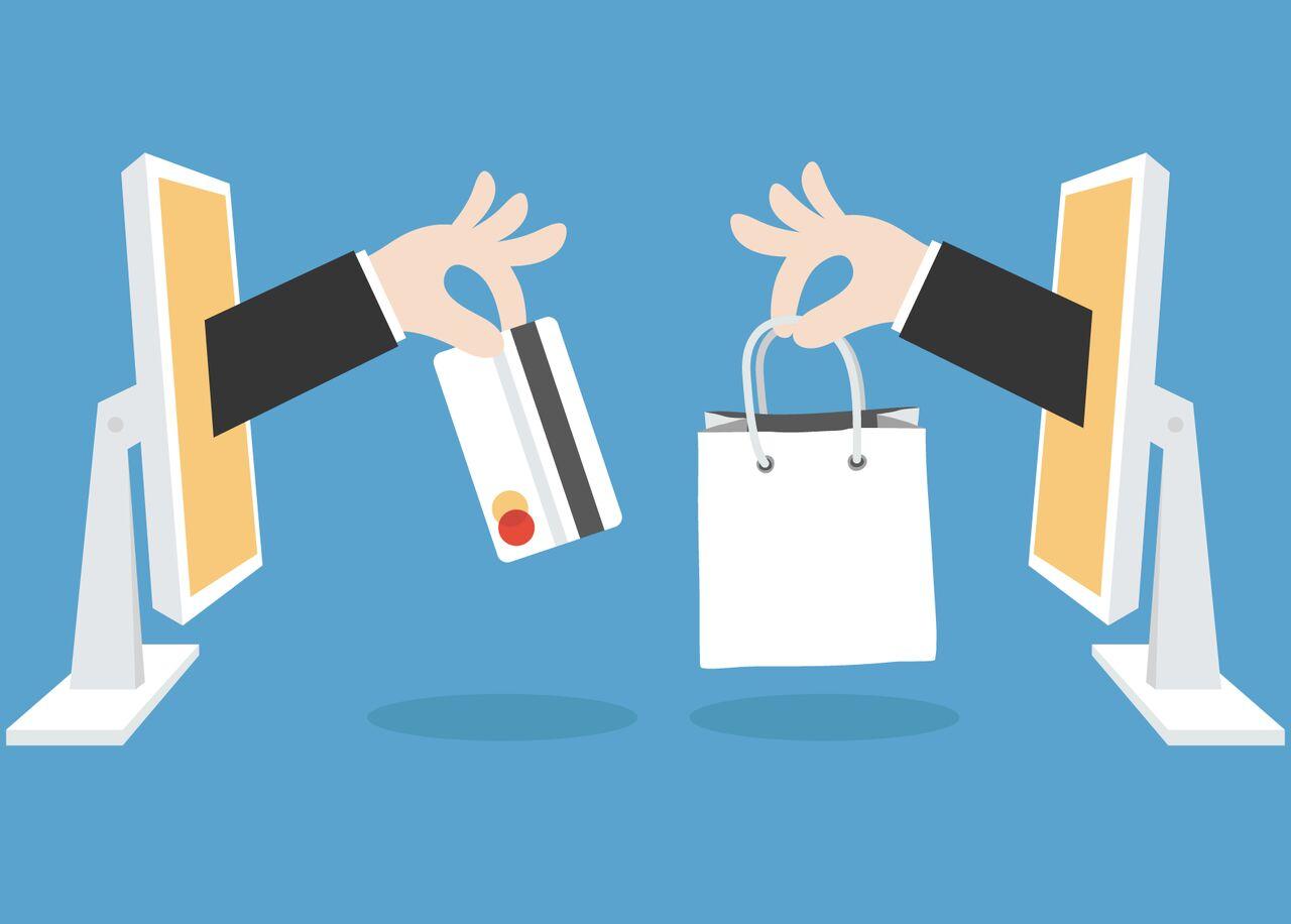 رشد ۲۸۴ درصدی معاملات آنلاین در سال ۹۹