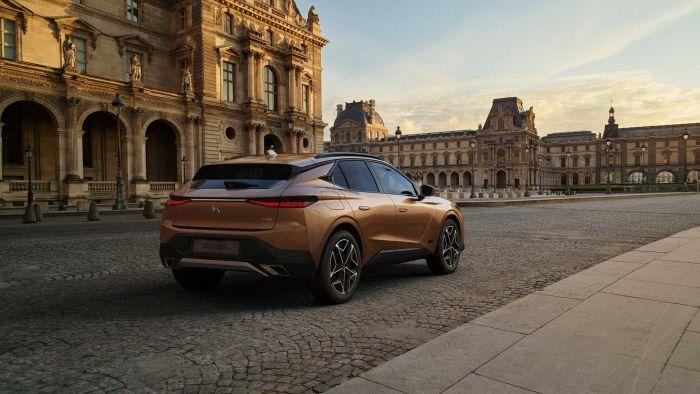 دی اس 4 جدید به عنوان یک هاچبک لوکس فرانسوی معرفی شد