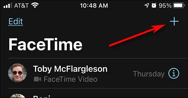 اپلیکیشن FaceTime