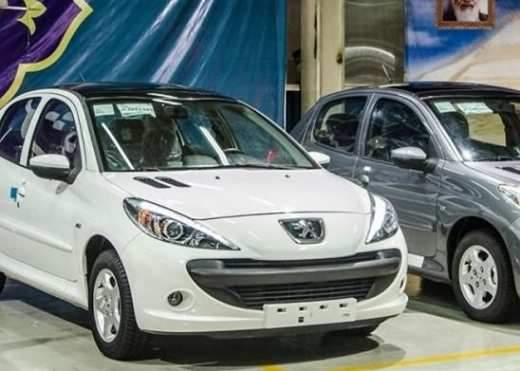 قیمت کارخانه ای محصولات ایران خودرو ویژه اسفند 99 اعلام شد