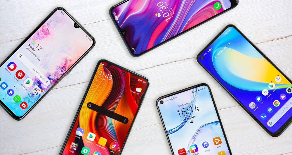 با 10 مورد از پر فروش ترین گوشی های جهان آشنا شوید