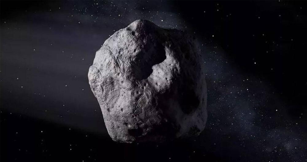 پرواز سیارک عظیم آپوفیس بر فراز کره زمین در ماه آینده