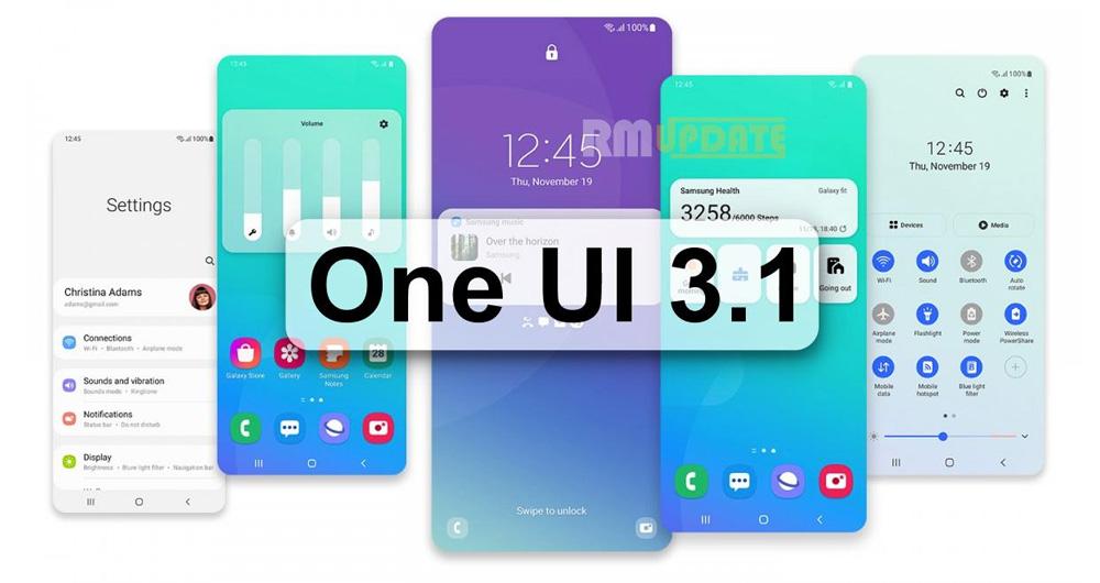 بروزرسانی One UI 3.1 برای گوشی گلکسی S20 FE 5G عرضه شد