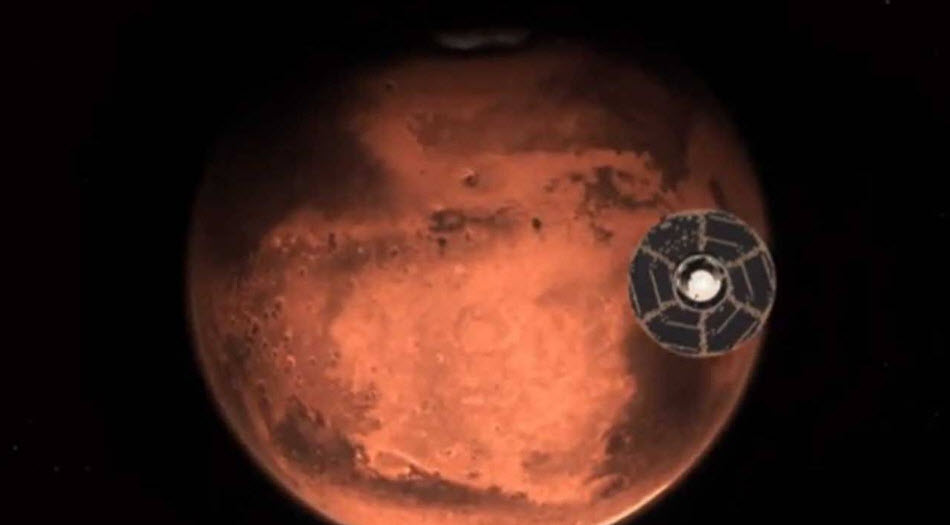 فضاپیماهای آمریکا، چین و امارات در ماه فوریه به سیاره سرخ می رسند