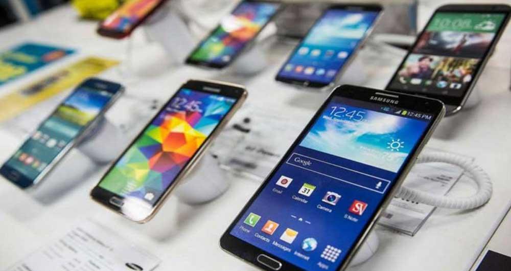 توزیع گوشیهای فیک در بازار ایران
