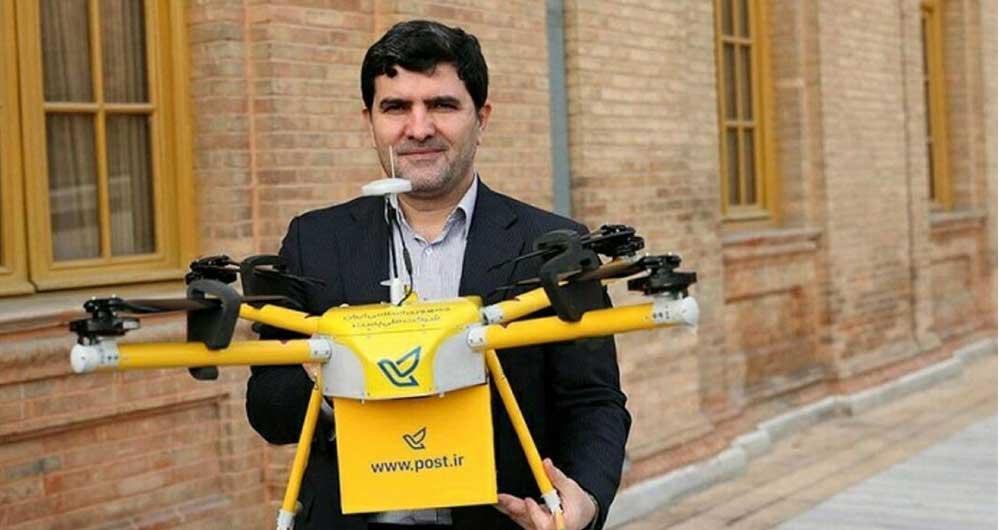 پهپادهای جدید ایرانی