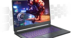 پردازنده گرافیکی در لپ تاپ MSI Stealth 15M