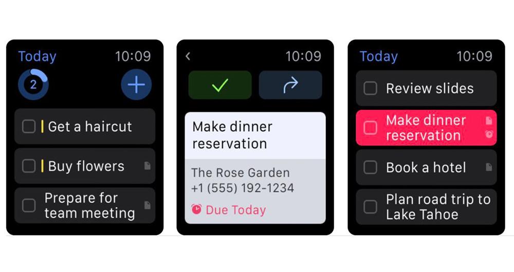 اپلیکیشن های کاربردی برای اپل واچ