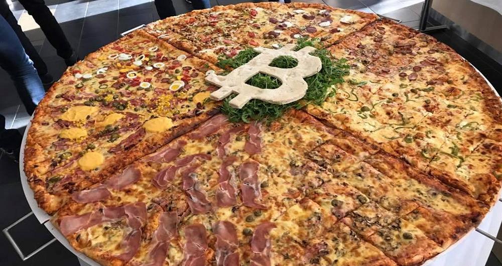 روز پیتزای بیت کوین / خرید دو پیتزا با 384 میلیون دلار بیت کوین