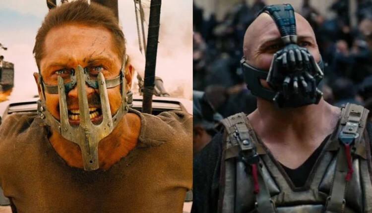 معرفی فیلم هایی که تام هاردی با ماسک بر چهره در آنها ظاهر شده است