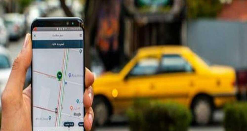 عوارض تاکسی آنلاین