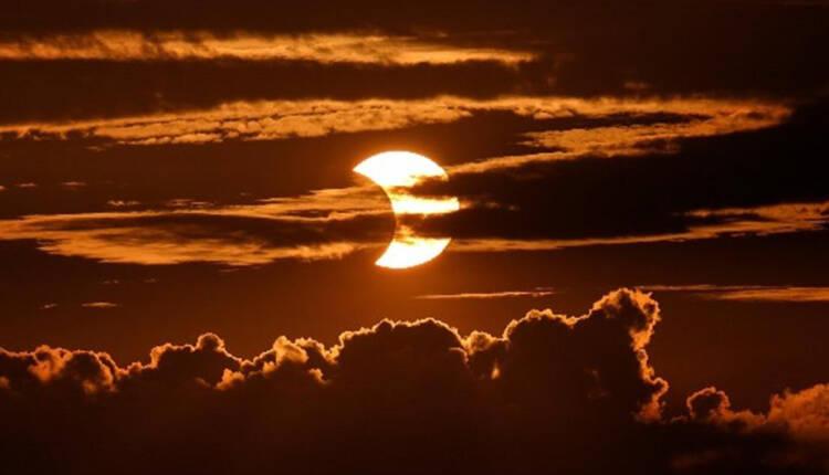 خورشید گرفتگی 2021