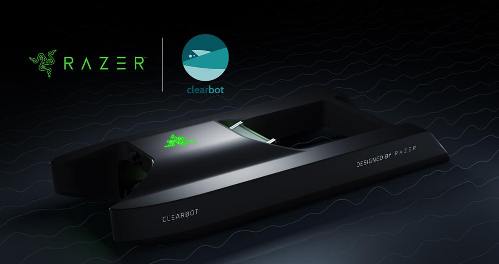 ربات خورشیدی ریزر
