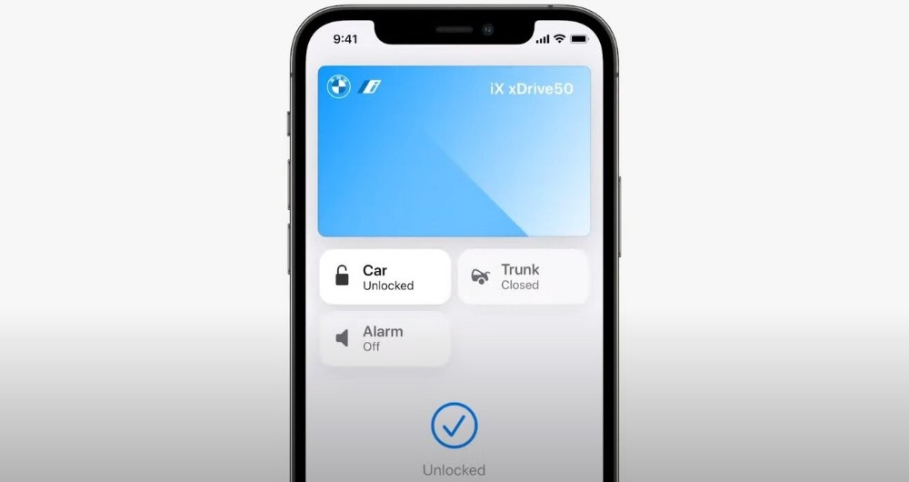 کلیدهای دیجیتال اپل