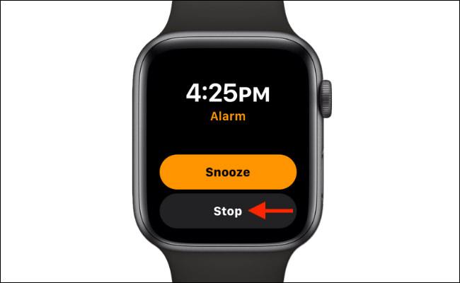 آموزش نحوه تنظیم زنگ هشدار با اپل واچ