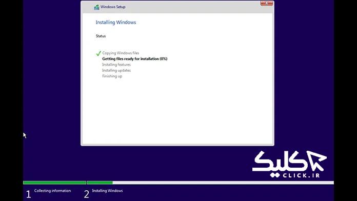 آموزش نصب ویندوز 11 در ماشین مجازی