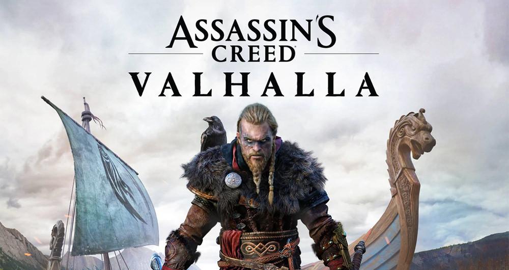 بازی AC Valhalla برای پلی استیشن ۴