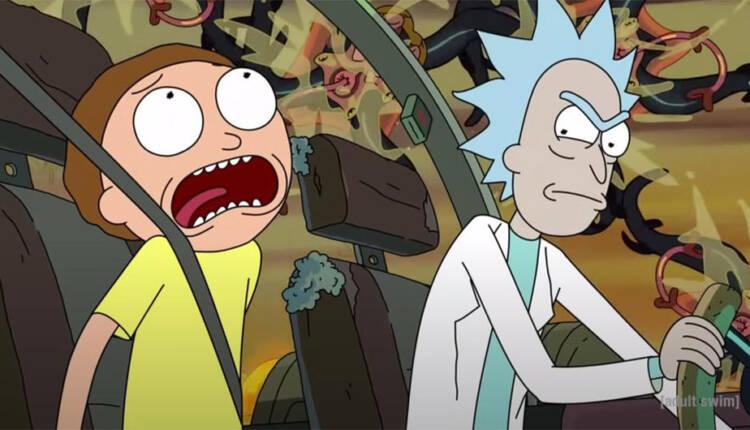 فیلم سینمایی Rick & Morty