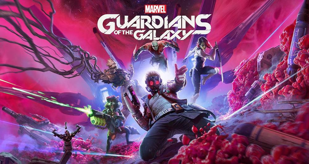 بازی Guardians of Galaxy