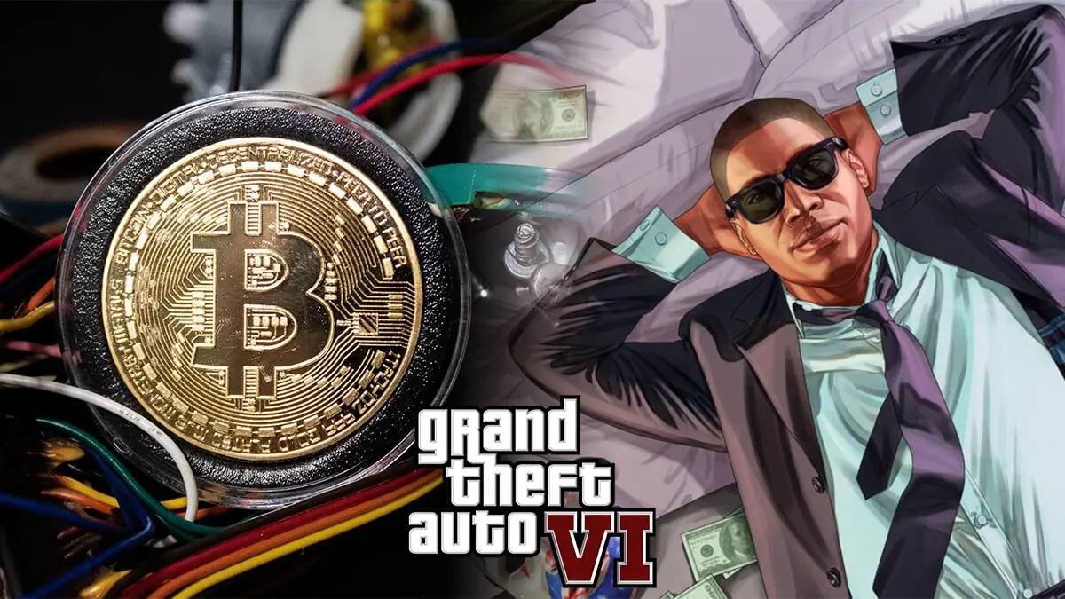 پاداشهای بازی GTA VI ممکن است بهجای پول ارز دیجیتال باشند!