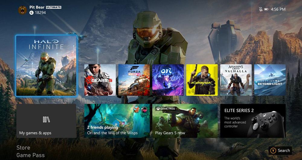 تنظیمات کنسول Xbox Series X