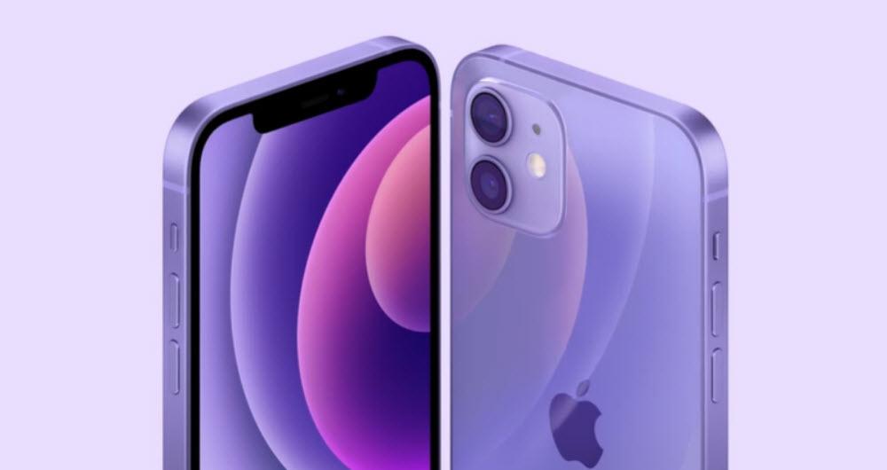 رشد 12.3 درصدی تولید گوشی های آیفون در سال 2021