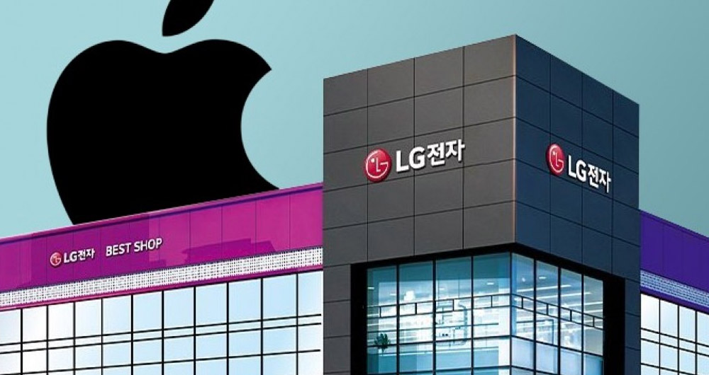 همکاری ال جی و اپل برای فروش آیفون خشم توزیعکنندگان کرهای را برانگیخت