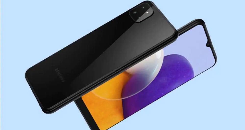 گوشی گلکسی M22 سامسونگ به زودی معرفی می شود