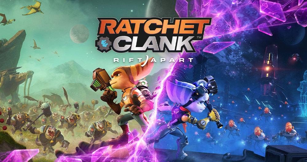 بازی انحصاری Ratchet and Clank: Rift Apart