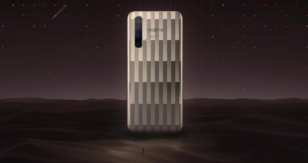 نسخه مستر گوشی ریلمی جی تی 5G به زودی از راه می رسد