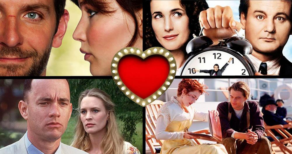 بهترین فیلم های عاشقانه IMDB