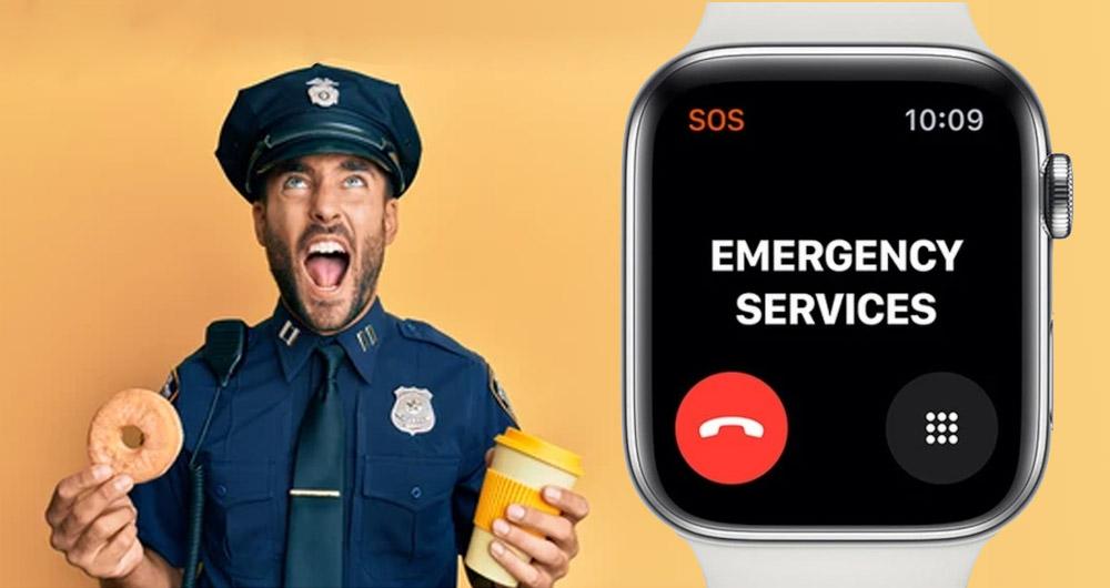ویژگی SOS اپل واچ
