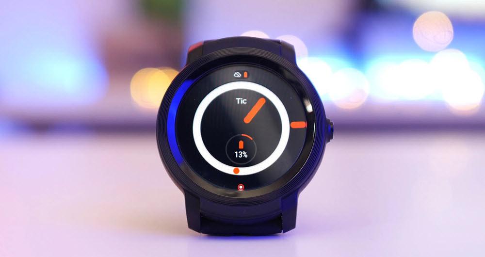 ساعت هوشمند TicWatch E3 احتمالا 26 خرداد عرضه می شود