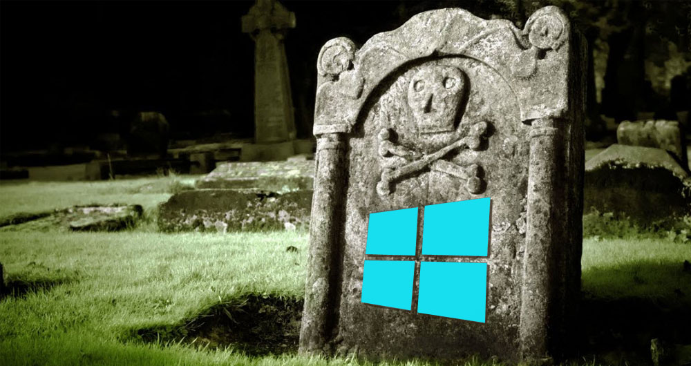 سیستم عامل Windows 10 تا سال 2025 منسوخ می شود