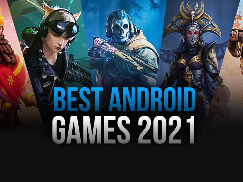 بهترین بازی های اندروید 2021