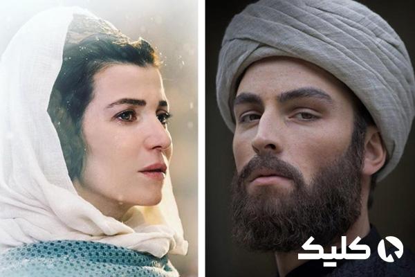 بازیگران ترکیه ای مست عشق