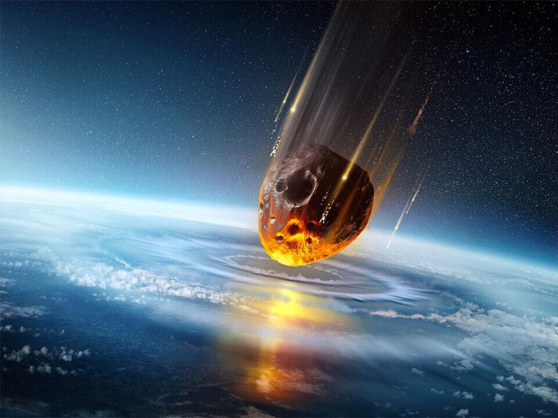 سیارک های عظیم