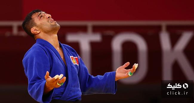 سعید مولایی فینالیست المپیک ۲۰۲۰