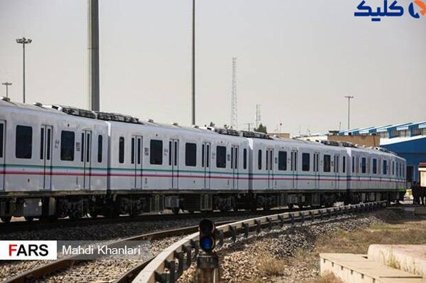 خرید ۶۳۰ واگن مترو از چین برای تهران