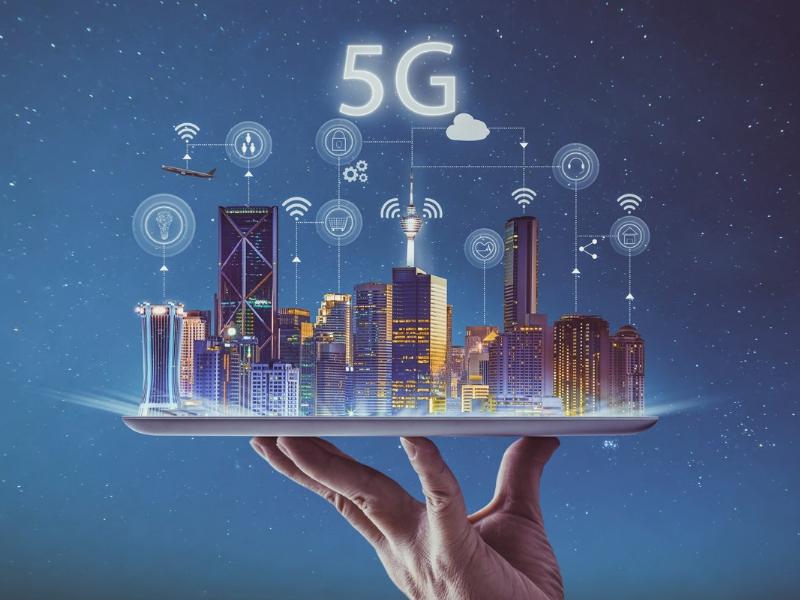 سریع ترین اینترنت 5G جهان