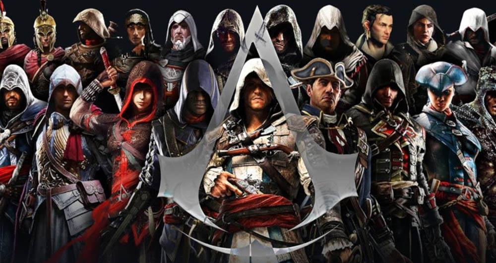 بازی Assassins Creed Infinity