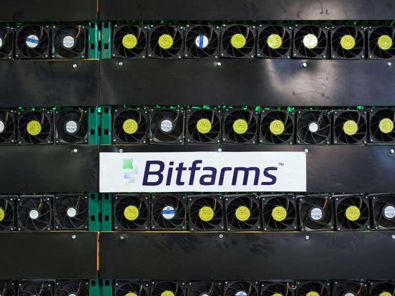 افزایش 50 درصدی تولید بیت کوین شرکت استخراج بیت فارمز