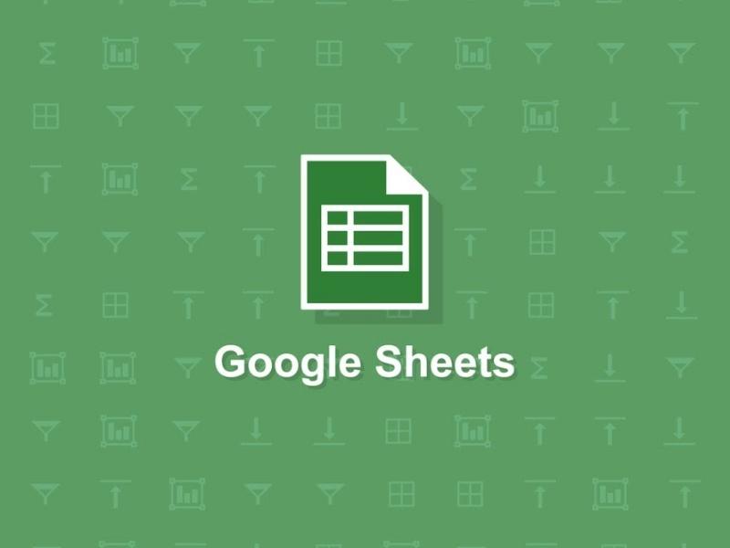 جستجو در گوگل شیت