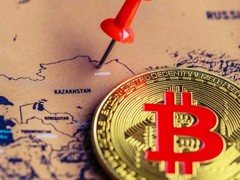 پذیرش کسب و کارهای ارز دیجیتال توسط بانکهای قزاقستان