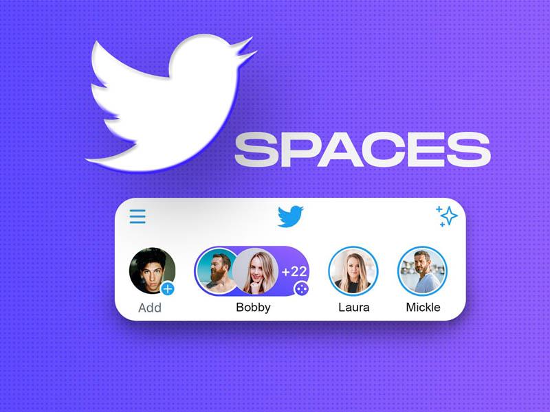 تغییر صدا در توییتر