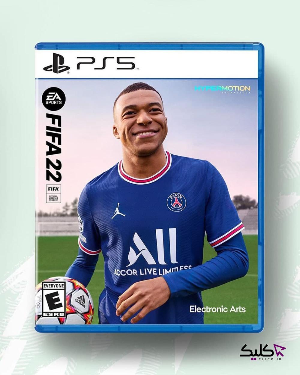 عکس کاور FIFA 22