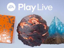 رویداد EA Play Live 2021