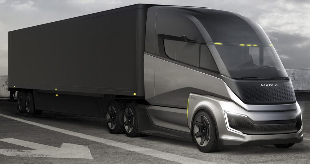 همکاری ولوو، دایملر و تراتون برای ساخت ایستگاه شارژ کامیون های برقی