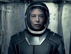 ایلان ماسک سوار بر فضاپیمای ویرجین گلکتیک به فضا میرود