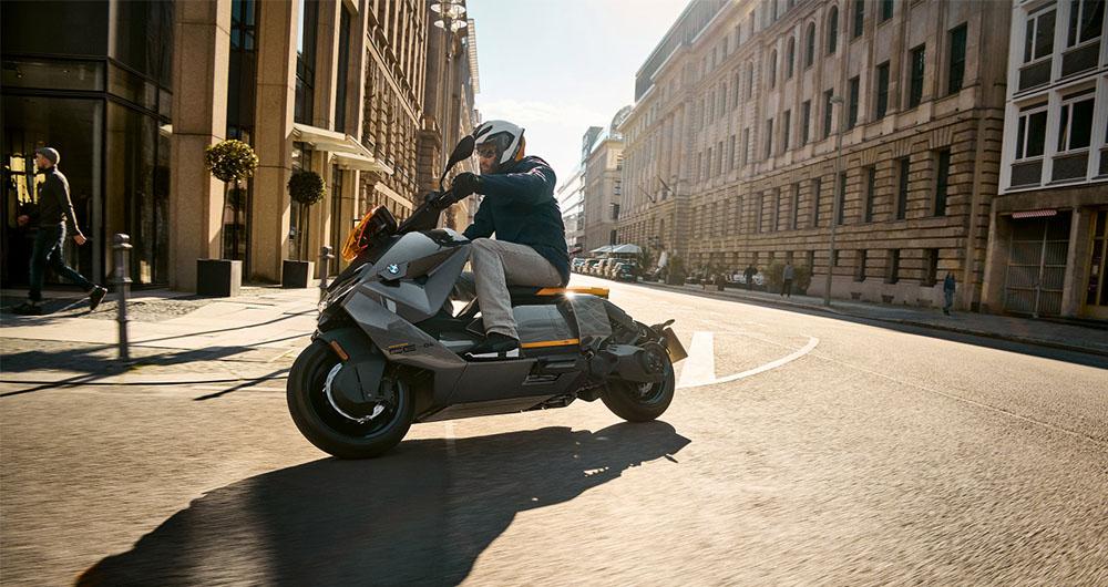 اسکوتر برقی BMW